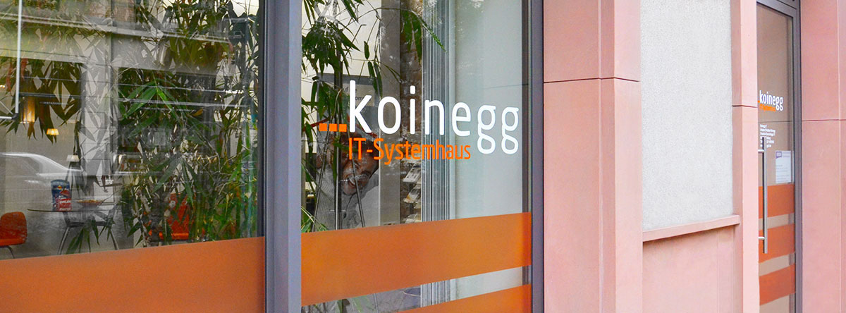 Koinegg IT-Service seit 2000